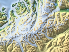 generalized glaciers illustration 2