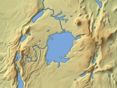 lakes data illustration