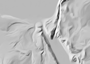 generalized shaded relief example zoom=4