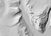 generalized shaded relief example zoom=6