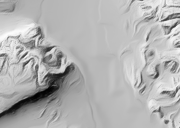 generalized shaded relief example zoom=8