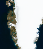 Greenland with standard tone mapping