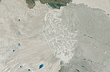 Greenland mosaic sample: Zachariae Isstrom