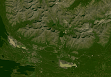 Scandinavia mosaic sample: Khibiny Mountains