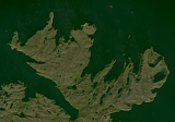 Scandinavia mosaic sample: North Cape