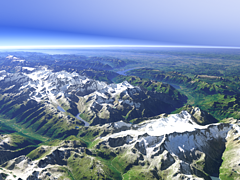 The Bernese and Uri Alps