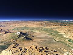Der Ararat und Jerewan