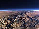 The high Atlas