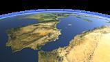 Das westliche Mittelmeer