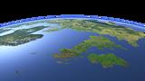 Europa von Nordwesten