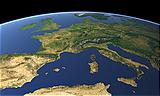 Europa von Süden