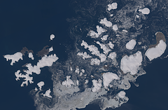 Franz Josef Land in Summer 2015