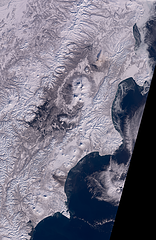 Kamchatka Volcanoes in February 2019