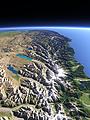 Die Neuseeländischen Alpen